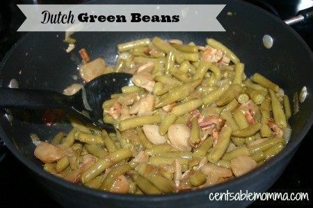 Dutch-Green-Beans