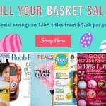 Easter Magazine Sale