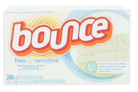 Bounce-Free-Dryer-Sheets