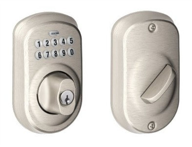 Schlage Keypad Deadbolt 70 Off Or More Today Only