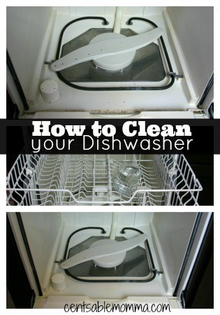 how to clean a dishwasher centsable momma. Black Bedroom Furniture Sets. Home Design Ideas