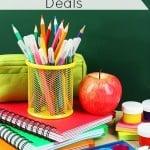 Best of…Back to School Supply Deals – 8/21/16