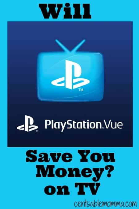 Are you tired of paying tons of money for cable or satellite TV?  Check out the new Playstation Vue as an option to cut the cord and stream all your favorite TV channels for a lower cost.