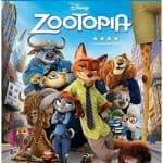 Zootopia Blu-ray/DVD Combo: $7.99 (68% off)