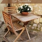 Outdoor Dining Hacks for Summer