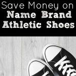 How to Save Money on Name-Brand Athletic Shoes for Back to School