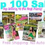 Top 100 Magazine Sale