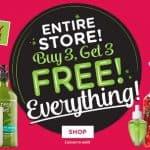 Bath & Body Works: Buy 3, Get 3 FREE + Extra 20% off