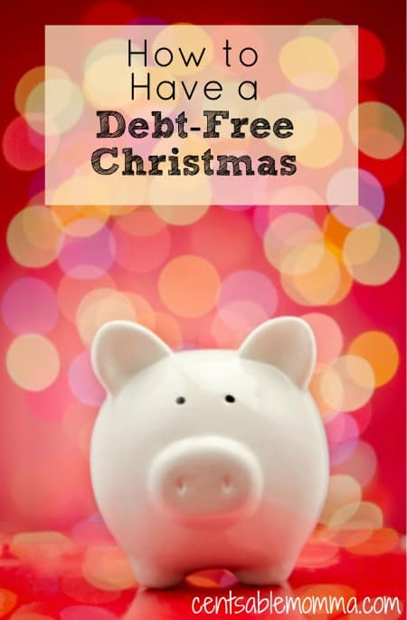If you don't want to worry about how to pay the bills for your holiday shopping in January, you'll want to check out these 5 tips for How to Have a Debt-Free Christmas this year.