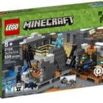LEGO Minecraft The End Portal: $33.59 (44% off)