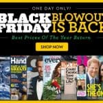 Black Friday DiscountMags Sale {Is Back}