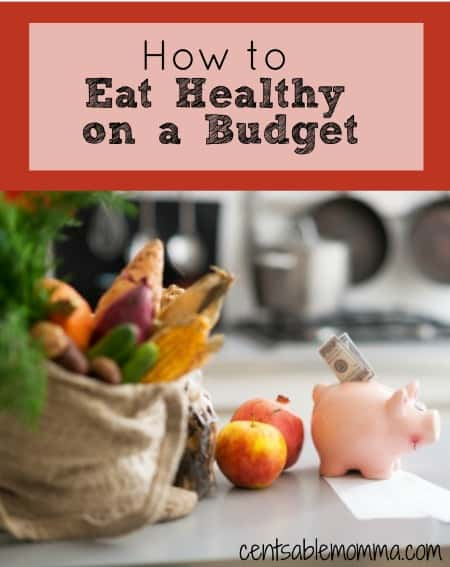 You want to eat healthier, but you don't have an unlimited amount of money to spend on food. Check out these 5 tips for how to eat healthy on a budget for some ideas on how to stretch your food budget while also eating a healthier diet.