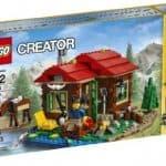 LEGO Creator Lakeside Lodge: $19.19 (36% off)