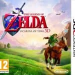 Nintendo Selects: The Legend of Zelda Ocarina of Time 3Ds Video Game: $13.17 (34% off)