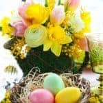 4 Inexpensive Ways to Decorate for Easter
