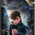 Fantastic Beasts and Where to Find Them Blu-ray/DVD Combo: $24.99