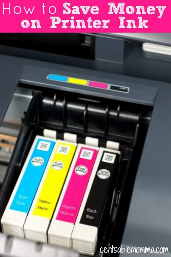 If you print much of anything at all, you know that printer ink can get really expensive. Check out these 5 tips for how to get the cheapest printer ink and save money on your purchase.