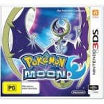 Pokémon Moon 3DS Video Game: $29.99 (25% off)