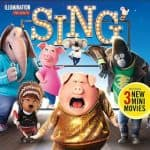 Sing Special Edition Blu-ray/DVD Combo: $12.99 (63% off)