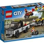 LEGO City ATV Race Team: $12.79 (36% off)