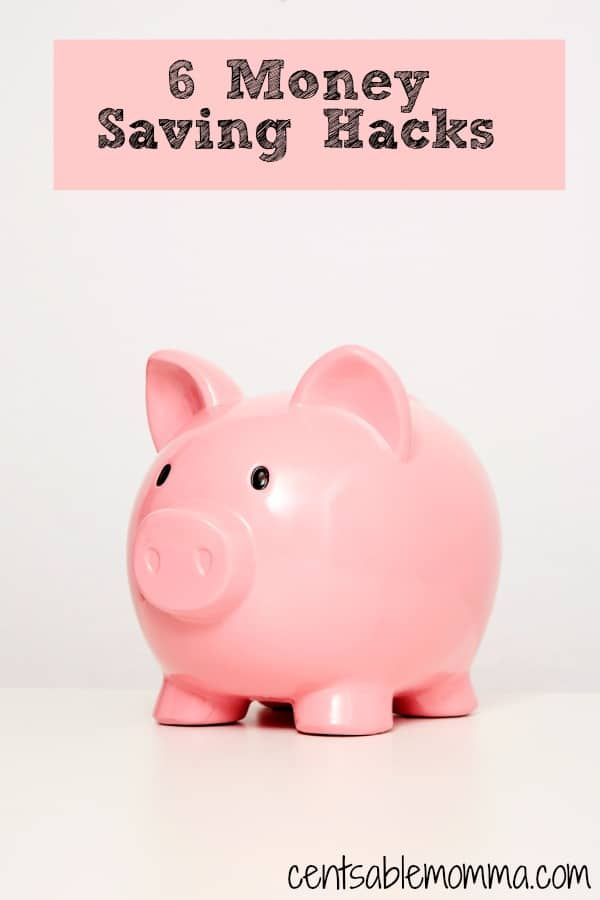 If you need to cut some expenses in your budget, check out these 6 money saving hacks for some ideas on how to save money on everything from watching TV to buying a car.